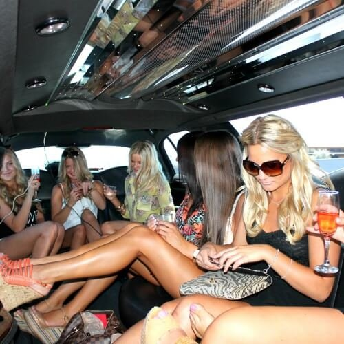 Stag Limo Transport Activities
