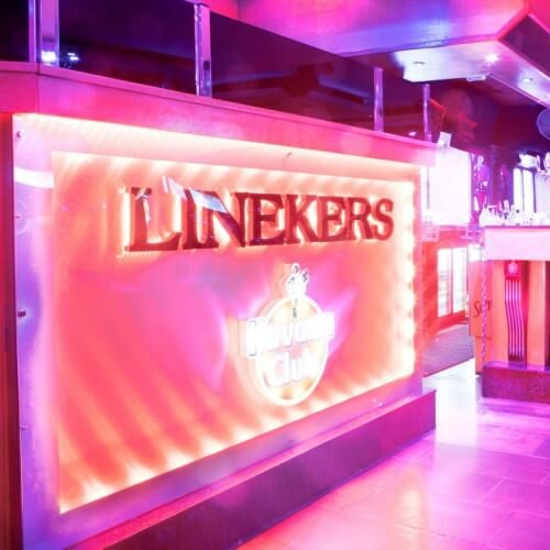 Stag Linekers Bar Activities