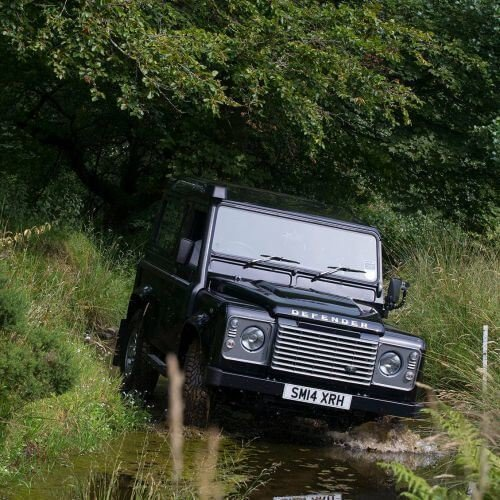 Stag 4x4 Off Road Activities