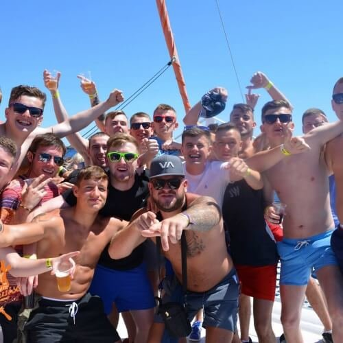 Stag Catamaran Cruise Activities