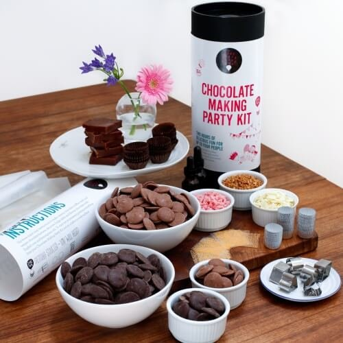 Chocolate Making Kit Bath Hen