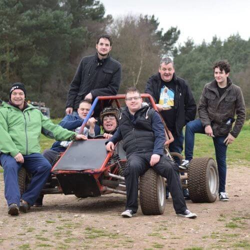 Stag Off Road Karting Activities