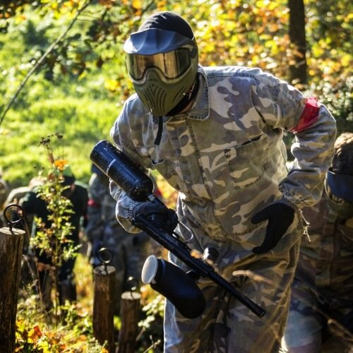 Birmingham Birthday Activities Paintball