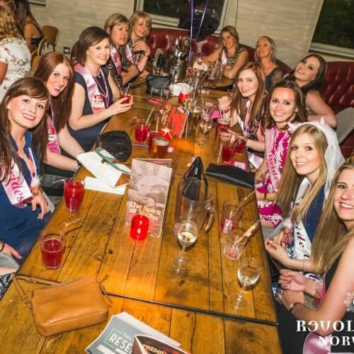 Hen Party Night Activities