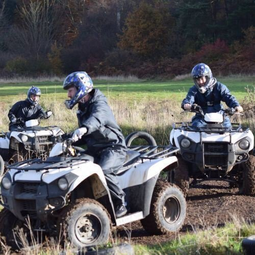 Quad Bikes Oxford Birthday