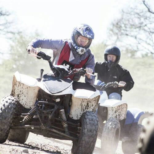 Quad Bikes Liverpool Birthday