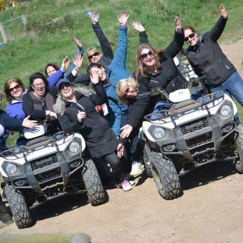 Birthday Quad Bikes Activities