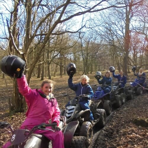 Hen Quad Bikes Activities