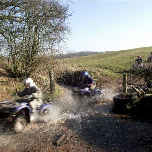Stag Quad Bikes Activities