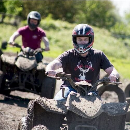 Budapest Stag Activities Quad Bikes