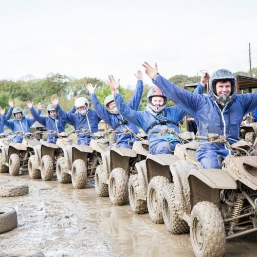 Bath Birthday Activities Quad Bikes