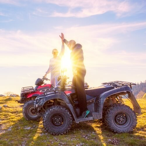 Party Quad Bike Extreme Activities