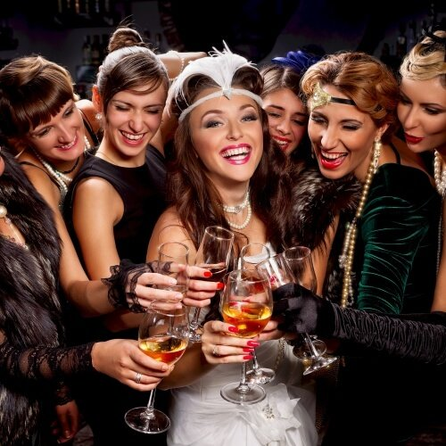 Party Roaring 20s Activities