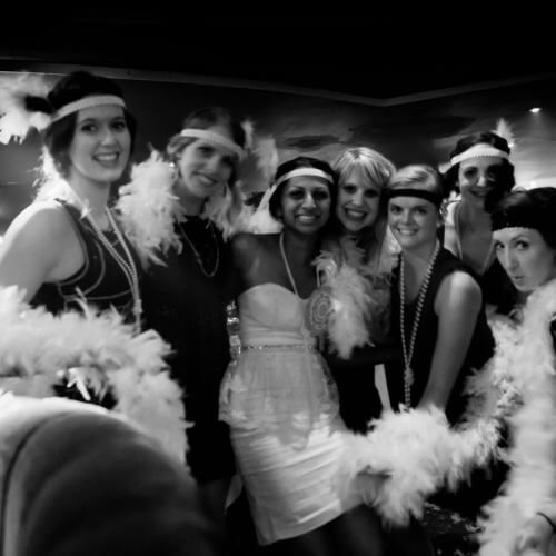 Hen Roaring 20s Activities