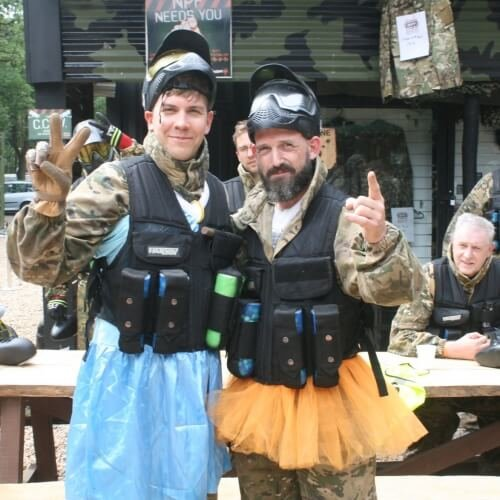 Stag Activities SAS Black OPS
