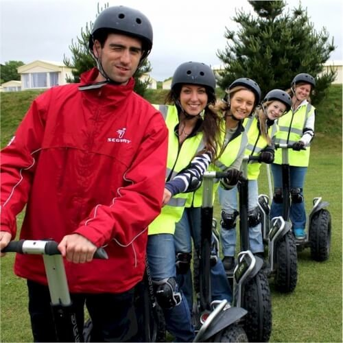 Party Segway Activities
