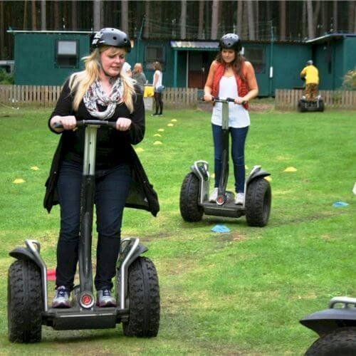 Hen Segway Activities