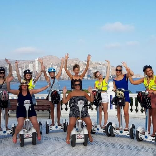 Segway Albufeira Party