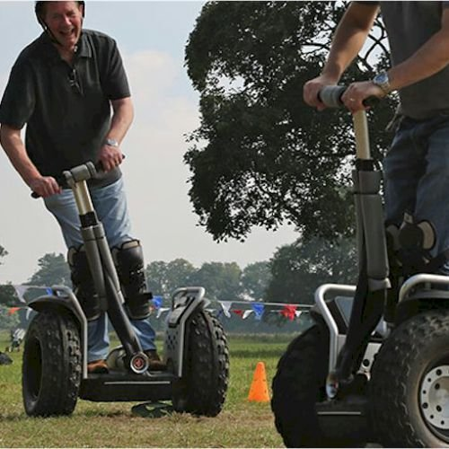 Stag Segway Activities
