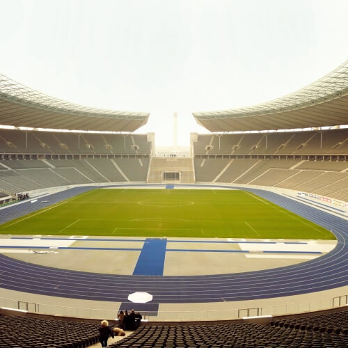 Stadium Tour Berlin Party