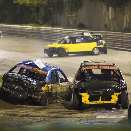 Stag Activities Stock Car Evening
