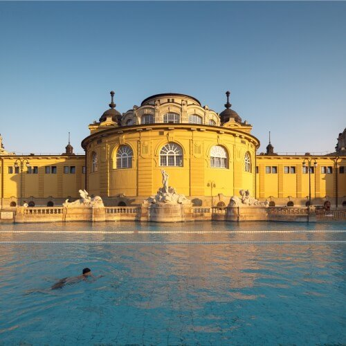 Party Thermal Baths Activities