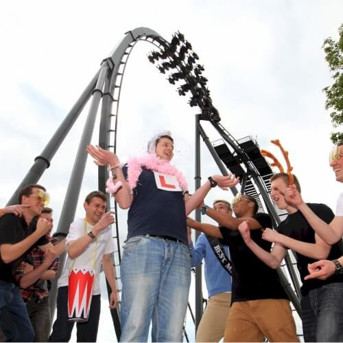 Stag Theme Park Tickets Activities