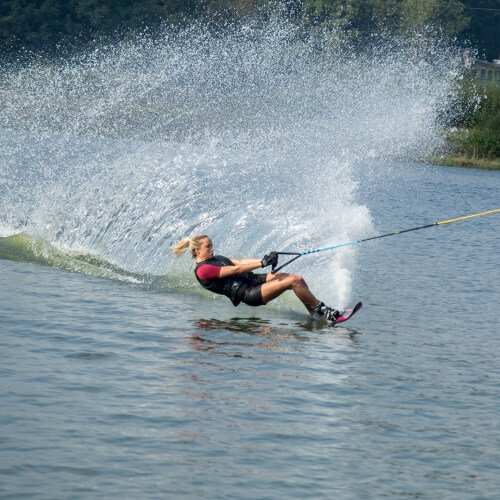 Hen Activities Water Skiing