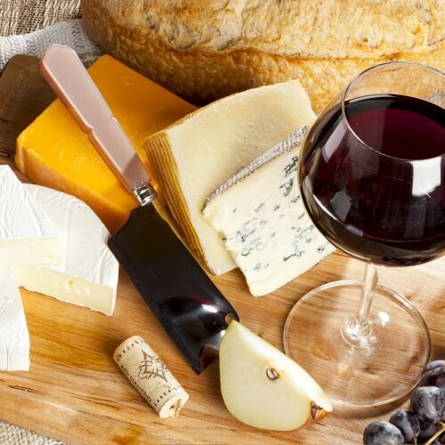 Wine and Cheese Newcastle Stag
