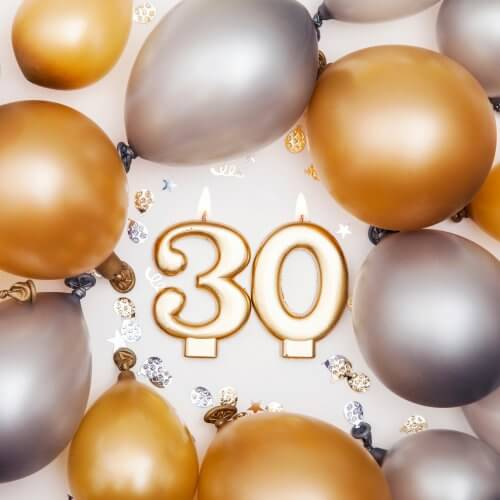 Activities for 30th Birthday Parties