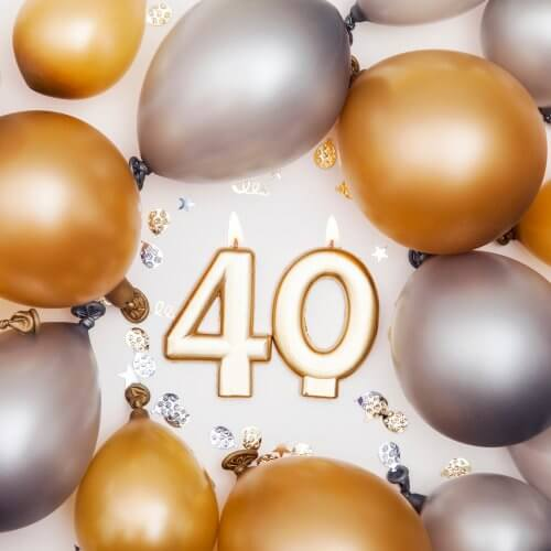 40th Birthday Party Ideas for group weekend activities