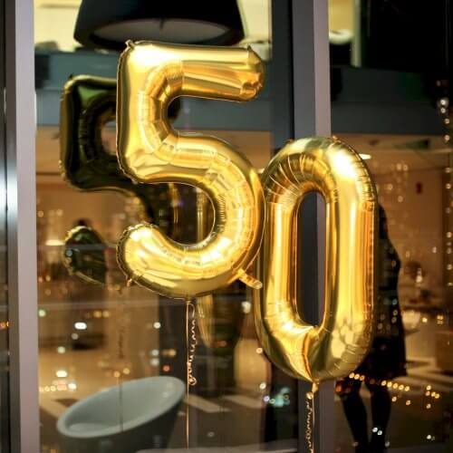 50th Birthday Party Activities for Groups