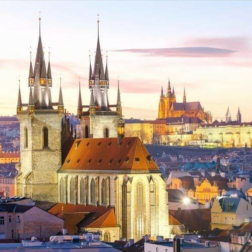 Location of the Month - Prague