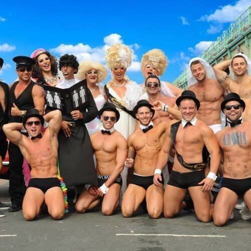 ADONIS Cabaret Packages