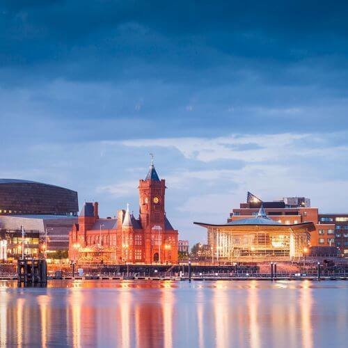 Location of the Month - Cardiff