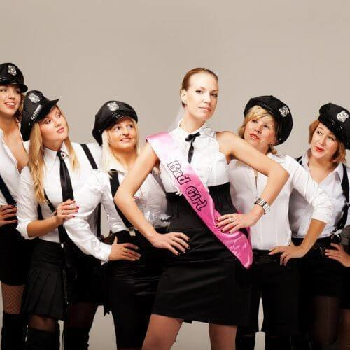 Hen Party Fancy Dress
