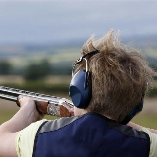 Leeds Party Clays and Steaks Package Deal