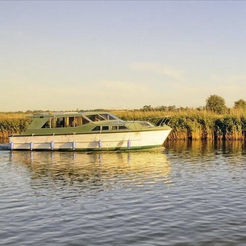 Norwich Hen Norfolk Broads Weekend Package Deal