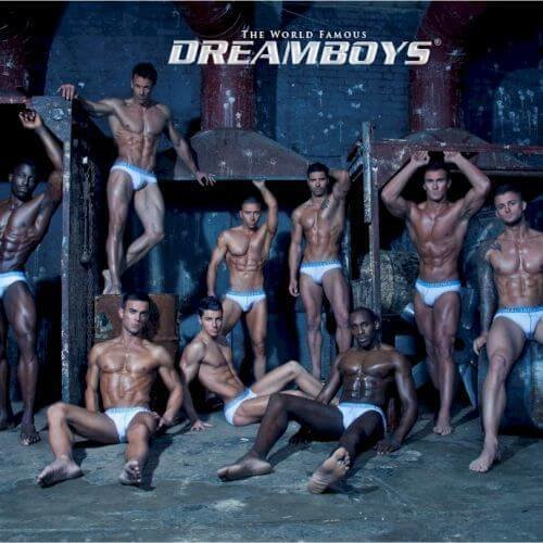 Brighton Hen Dreamboys and Cocktails Package Deal