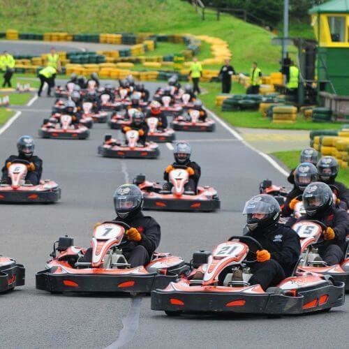 Magaluf Stag Maga Karts Package Deal