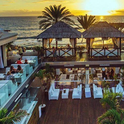 Tenerife Hen Exclusive Beach Club Package Deal