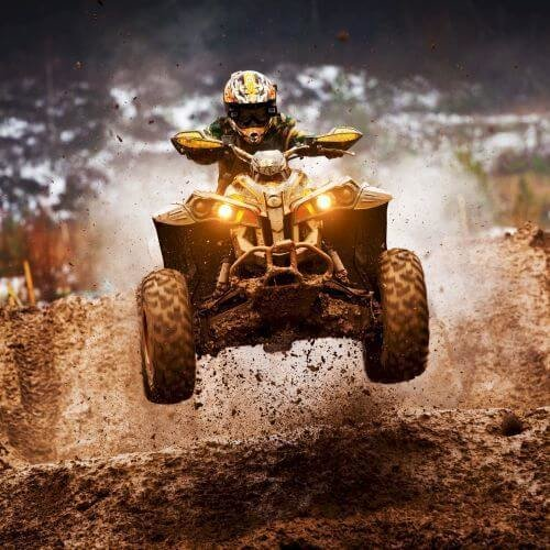 Tenerife Stag Quads Volcano Package Deal