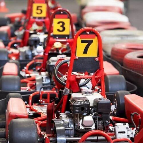 Amsterdam Stag Karting Kings Package Deal