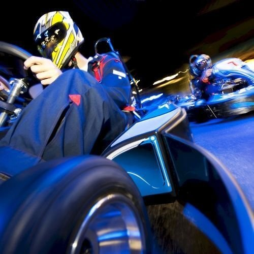 Karts and Laughs in Birmingham Stag