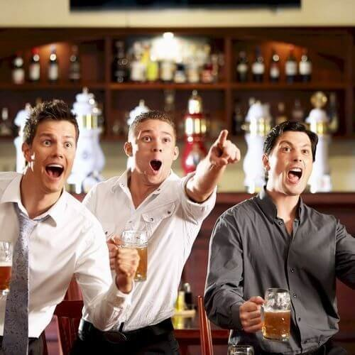 Dublin Stag Crazy Gang and Sports Night Package Deal