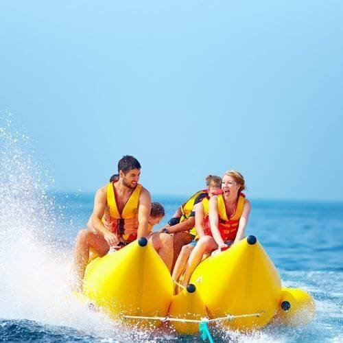 Madrid Hen Banana Jetski Summer Package Deal