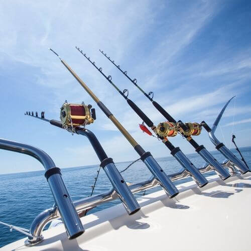 Newquay Birthday Deep Sea Fishing Package Deal