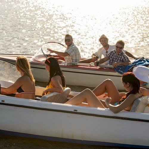 Norwich Stag Boating and Clubbing Package Deal