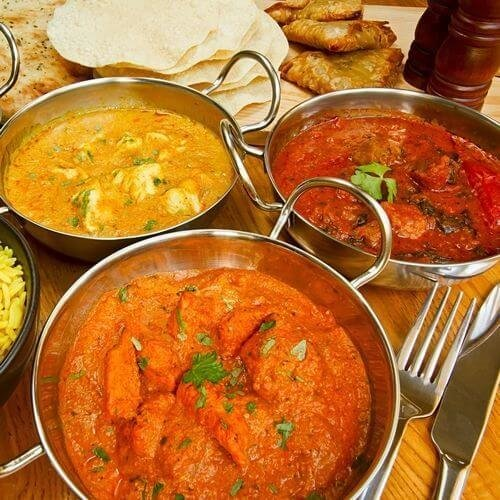 Nottingham Stag Triple Vindaloo Package Deal