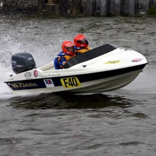 Portsmouth Party Power Boat Thriller Package Deal